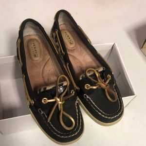 Sperry leopard